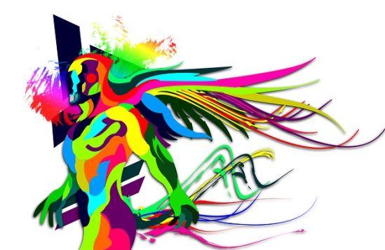 Qu es el arte abstracto abstracci n concepto historia y for Imagenes de cuadros abstractos para colorear