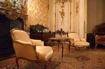 arte barroco muebles