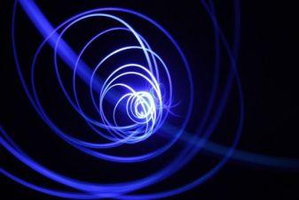 arte psicodelico luz
