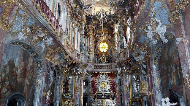 Qu es el arte barroco arquitectura pintura y escultura for En que consiste la arquitectura