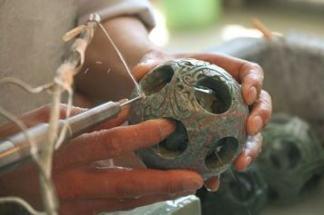 arte chino jade