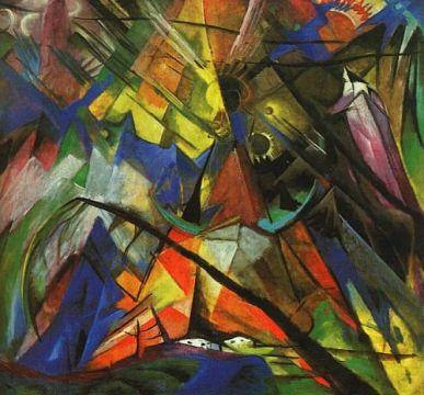 Arte vanguardista qu es caracter sticas y expresiones for Tipos de vanguardias