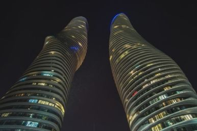 arquitectura moderna torres