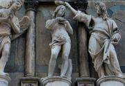 La Escultura de Renacimiento, fuerte sentimiento religioso