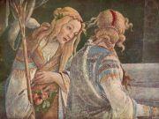 Sandro BotticelliBiografía Corta - técnicas y obras