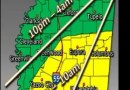Threat of damaging winds, severe storms, tornado can't be ruled out starting tonight