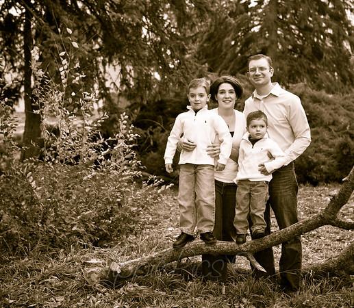 Julie, Mark, Matt and Zach