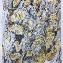 Artist: Zahari Hamidon Title: Rock & Water Year: 2016 Medium: Watercolor on paper Price: Size: 20 X 16 in