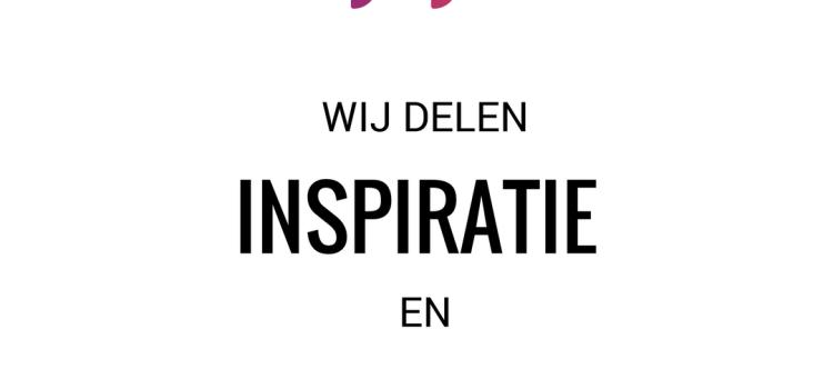 INSPIRATIE EN INNOVATIE