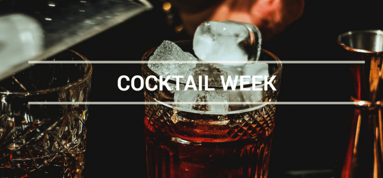 COCKTAIL WEEK