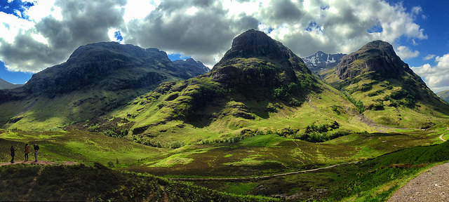 Nordschottland – die Highlands Outdoor Tipps