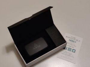 Arbily F7 Bluetooth Kopfhörer im Test und Vergleich - Case