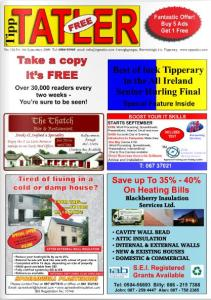Tipp Tatler issue 126 Sept 09