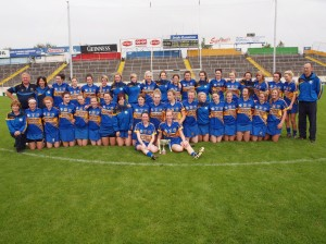 Tipperary Camogie Minors All Ireland 2011