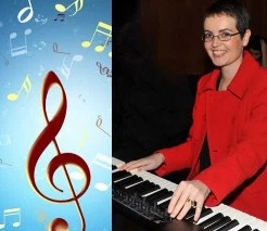 "Ann Gough- Two of her original compositions are featured on the Cd ""Lights Are Shining"""