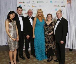 Catherine Wall, Tipperary Energy Agency, Paul Kenny, TEA,  Con Harrington,Drombane-Upperchurch Energy Team Miriam O' Callaghan, Olive Byrne & Noel Byrne, Drombane-Upperchurch Energy Team