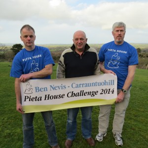 Declan Rambsbottom Pat Falvey and Cathal McNicholas