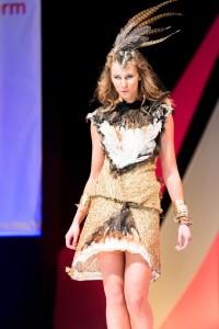 Naomi Ryan wearing Artimis