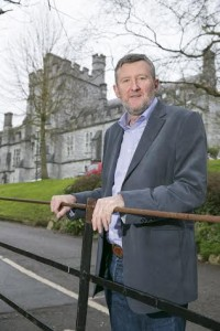 UCC economist, Dr Eoin O'Leary  Image Tomás Tyner, UCC