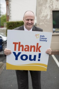 Irish Cancer Society thanks its volunteers in Tipperary  for their help in the fight against cancer
