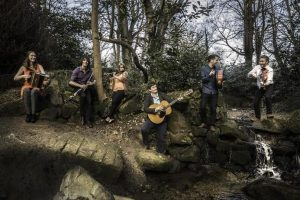 Fullset Album Launch At Nenagh Arts Centre