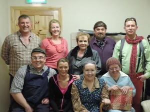 Aglish Drama Group – Return to the Stage with The Two Loves of Gabriel Foley