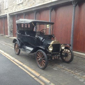 1916 Rebellion Star To Feature At The AXA National Classic Car Show