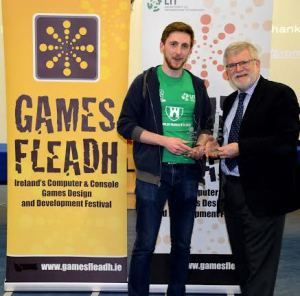 LIT Thurles students scoop awards at Games Fleadh 2016