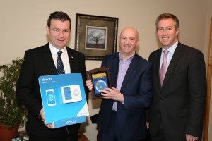 Minister Alan Kelly launches national roll out of Smart Technology Energy Saving Scheme from climote & Electric Ireland