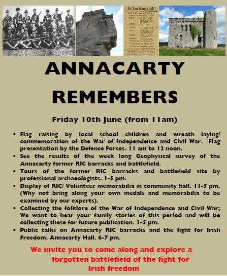 Annacarty remembers