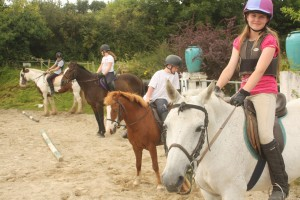 horse riding pony camp tipperary