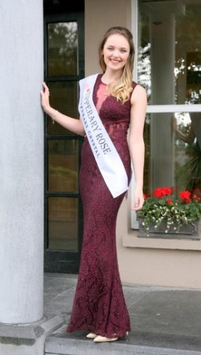 Plum Dress by Stakelums Fashions in Thurles