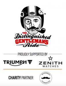 distinguished gentlemans ride clonmel logo