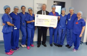 Michael Boland Of Nenagh Raises Vital Funds For Cappagh Hospital