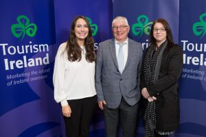 Tipperary Tourism Operators Attend Tourism Ireland Launch For 2017