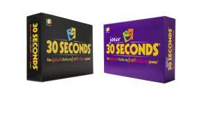 Irish board game 30 Seconds
