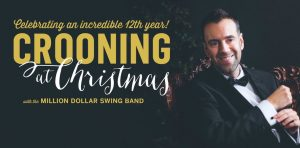 Crooning at Christmas At The Nenagh Arts Centre