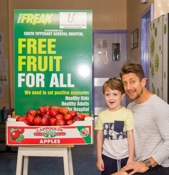 Richard Kennedy, Fitness Freak Free fruit for all