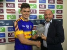 Michael Quinlivan Man of The Match