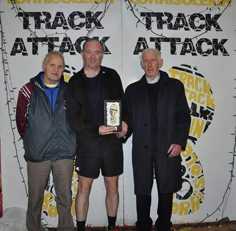 Paddy Dolan, John Vahey (Track-Attacker of the Year), Ger Ryan