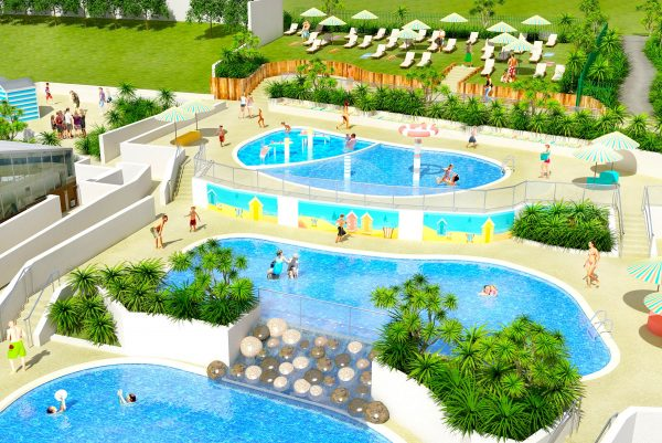 Haven Holidays Makes a Splash With Major Pool Restyling for 2017