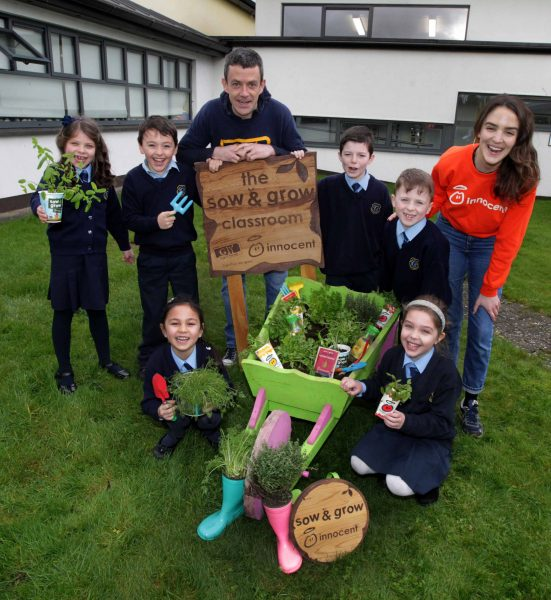 Tipp Schools can now apply for free GIY and innocent drinks Sow & Grow packs