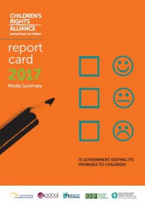 childrens rights alliance report