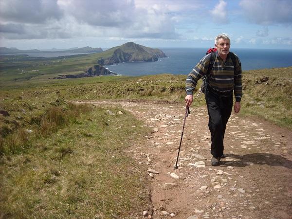 John G O Dwyer on the Cosain na Naomh pilgrim path