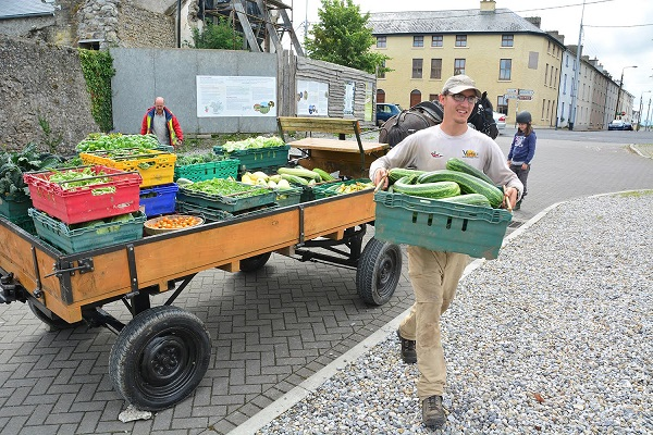 A large crowd are expected for 'Feeding Ourselves' - a national event in WeCreate, Cloughjordan Ecovillage on April 8-9th.