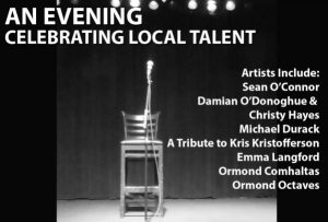 An Evening Celebrating Local Talent at Nenagh Arts Centre