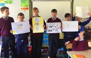 Tipperary Student Entrepreneurs Wow Bizworld Dragons