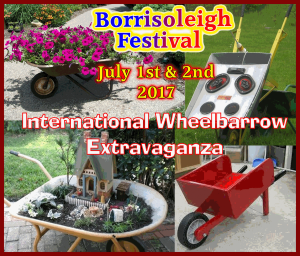 Borrisoleigh Festival July 1st and 2nd 2017