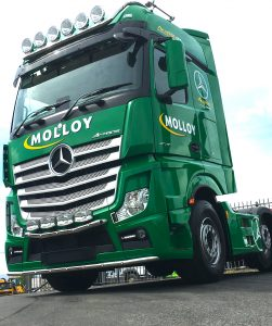 Clonmel Firm Collects With New Actros