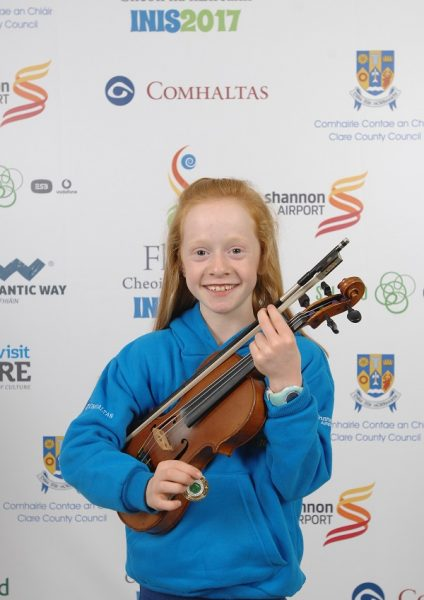 Tipperary Winners at Comhaltas All Ireland Fleadh Cheoil in Ennis